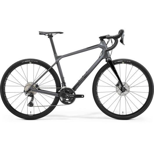 MERIDA kerékpár 2021 SILEX 7000 ANTRACIT(FÉNYES FEKETE)