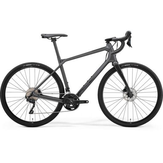 MERIDA kerékpár 2021 SILEX 4000 ANTRACIT(FÉNYES FEKETE)