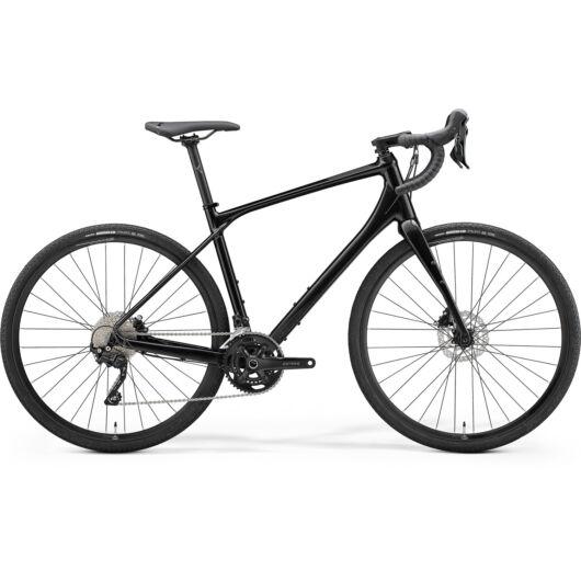MERIDA kerékpár 2021 SILEX 400 FEKETE(MATT FEKETE)