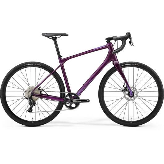 MERIDA kerékpár 2021 SILEX 300 SÖTÉTLILA(LILA)