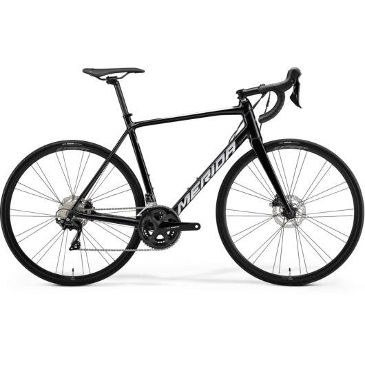 MERIDA kerékpár 2021 SCULTURA 400 METÁL FEKETE(EZÜST)