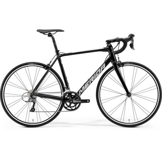 MERIDA kerékpár 2021 SCULTURA RIM 100 (54) METÁL FEKETE(EZÜST)
