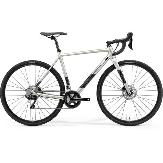 MERIDA kerékpár 2021 MISSION CX 400 SELYEM TITÁN(FEKETE/EZÜST)