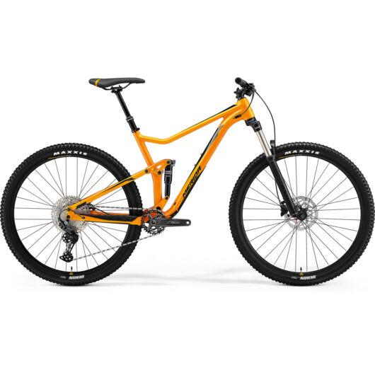 MERIDA kerékpár 2021 ONE-TWENTY 400 NARANCS (FEKETE)
