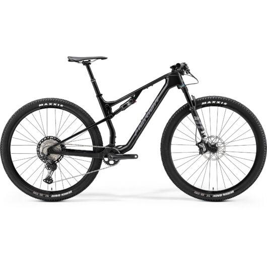 MERIDA kerékpár 2021 NINETY-SIX RC XT (18.5) ANTRACIT(FEKETE/EZÜST)