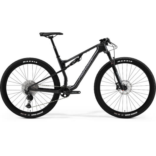 MERIDA kerékpár 2021 NINETY-SIX RC 5000 (17.5) ANTRACIT(FEKETE/EZÜST)