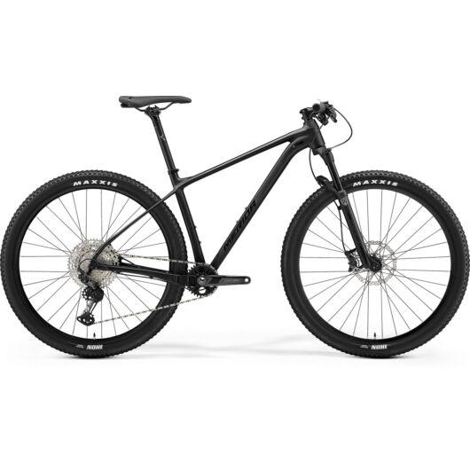 MERIDA kerékpár 2021 BIG NINE 600 MATT FEKETE(FÉNYES FEKETE)
