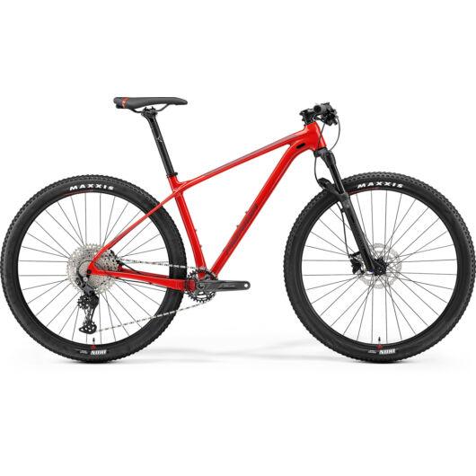 MERIDA kerékpár 2021 BIG NINE LIMITED FÉNYES PIROS (MATT PIROS)