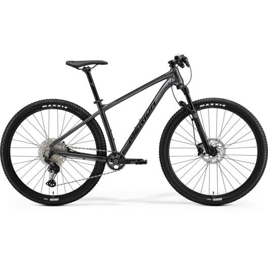 MERIDA kerékpár 2021 BIG NINE SLX-ED (18.5) ANTRACIT(FEKETE)