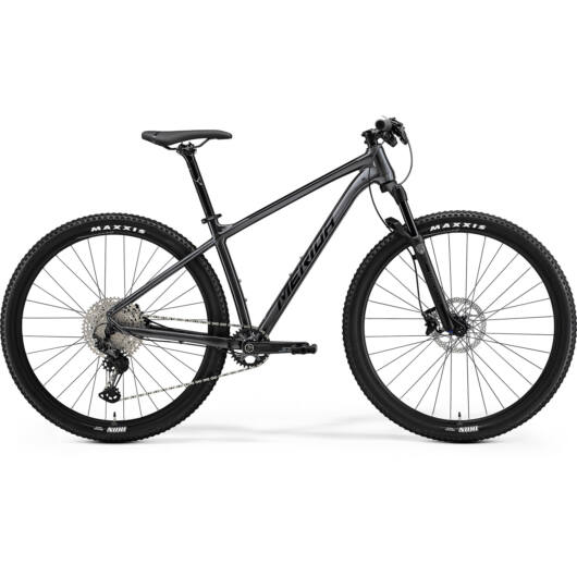 MERIDA kerékpár 2021 BIG NINE SLX-ED (22) ANTRACIT(FEKETE)
