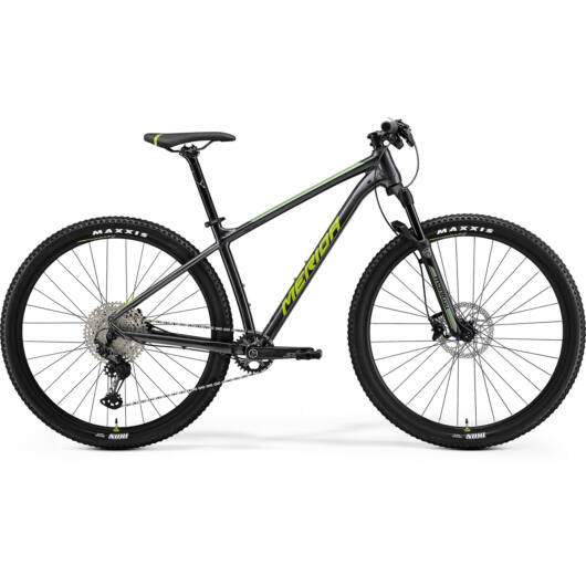MERIDA kerékpár 2021 BIG NINE SLX-ED (14.5) ANTRACIT(ZÖLD/EZÜST)