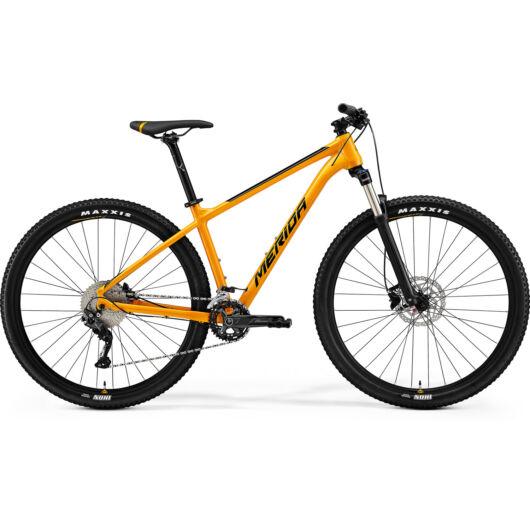 MERIDA kerékpár 2021 BIG NINE 300 NARANCS (FEKETE)