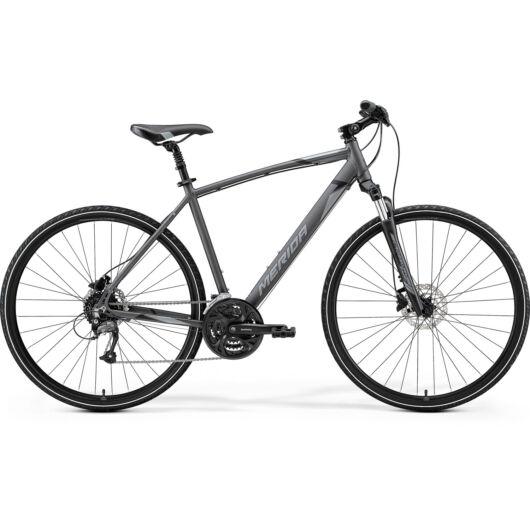 MERIDA kerékpár 2021 CROSSWAY 40 ANTRACIT(SZÜRKE/FEKETE) M/L (52)
