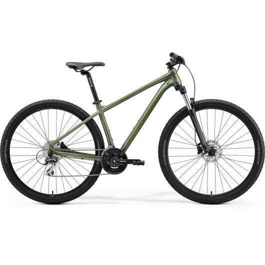 MERIDA kerékpár 2021 BIG NINE 20 MATT ZÖLD(MOHAZÖLD) L(18.5)