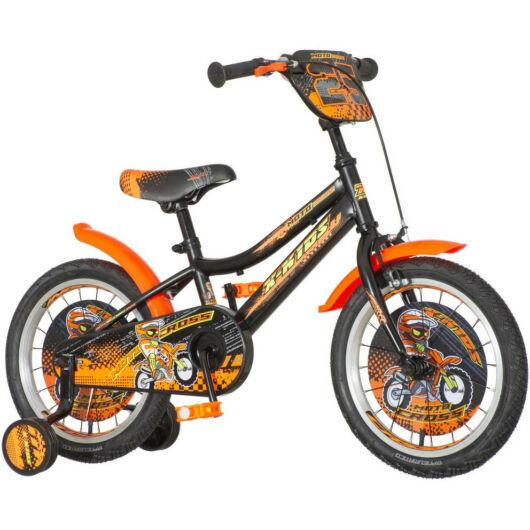 "Capriolo Motocross gyerek bicikli 16"" 2020"