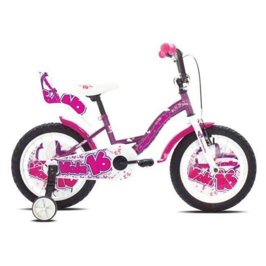 """Capriolo Viola gyerek bicikli 16"""" 2019"""
