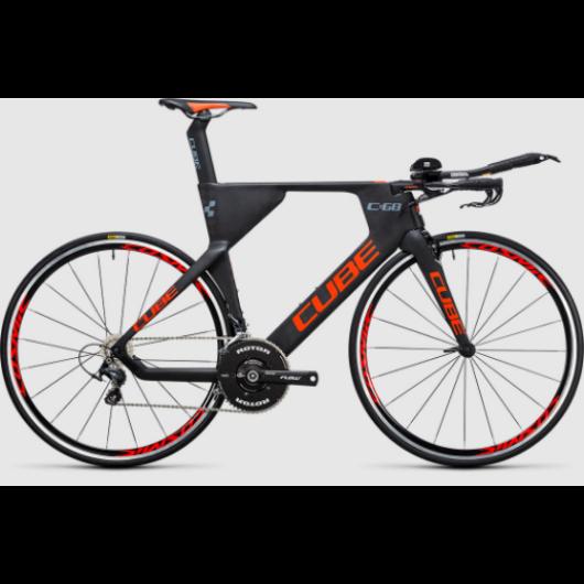 Cube Aerium C:68 Race Férfi Triatlon kerékpár 2017