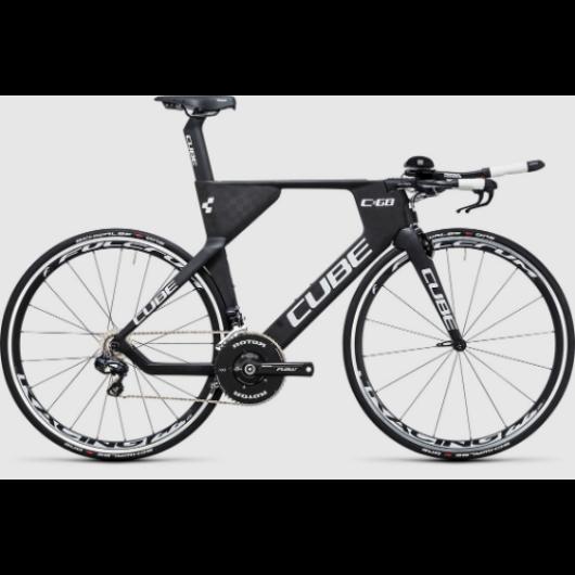 Cube Aerium C:68 SL Férfi Triatlon kerékpár 2017