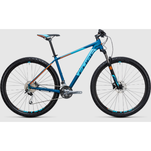 "Cube Analog Férfi Mountain bike 27,5"" 2017"