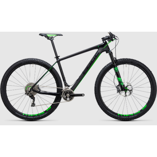 "Cube Elite C:68 Race Férfi Mountain bike 29"" 2017"