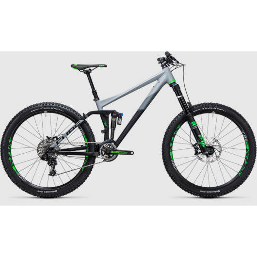 "Cube Fritzz 180 HPA Race Férfi 27,5 Mountain bike 27,5"" 2017"