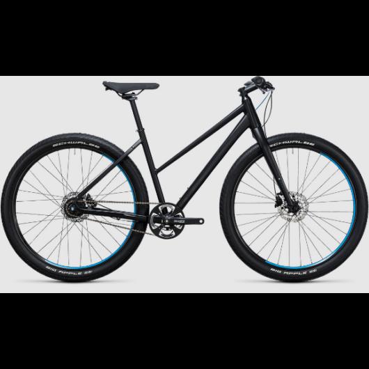Cube Hyde Pro Női Városi kerékpár 2017
