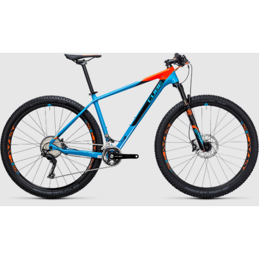 "Cube Reaction GTC Race Férfi Mountain bike 27,5"" 2017"