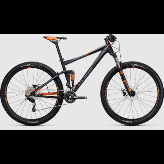 "Cube Stereo 120 HPA Pro Férfi Mountain bike 27,5"" 2017"