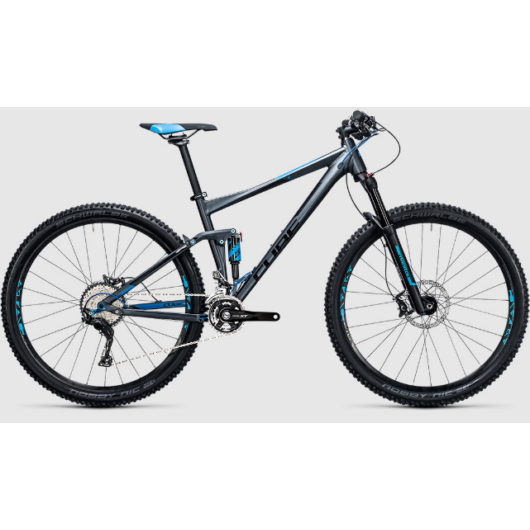 "Cube Stereo 120 HPA Race Férfi Mountain bike 29"" 2017"