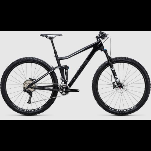 """Cube Stereo 120 HPC Race Férfi Mountain bike 29"""" 2017"""