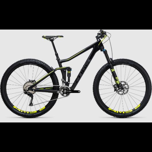 """Cube Stereo 140 C:62 SL Férfi Mountain bike 29"""" 2017"""