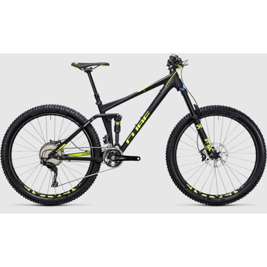 "Cube Stereo 140 HPA Race Férfi Mountain bike 27,5"" 2017"
