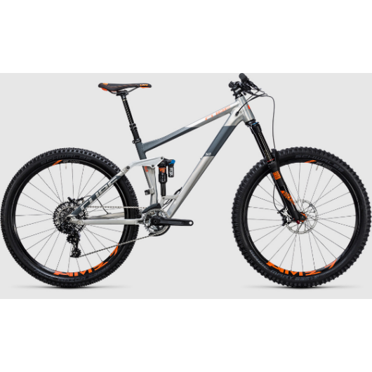 "Cube Stereo 160 HPA TM Férfi Mountain bike 27,5"" 2017"
