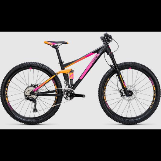 """Cube Sting WLS 120 Pro Női Mountain bike 27,5"""" 2017"""