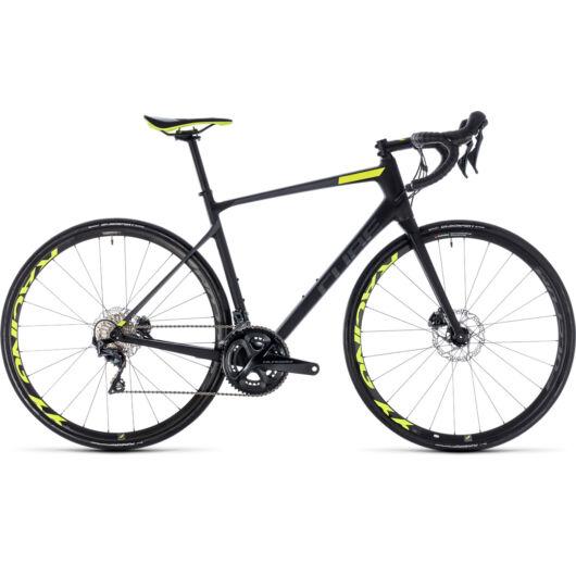 Cube Attain GTC SLT Disc férfi országúti kerékpár 2018
