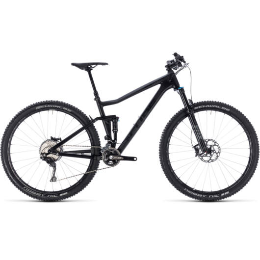 "Cube Stereo 120 HPC SL férfi mountain bike 27,5"" 2018"