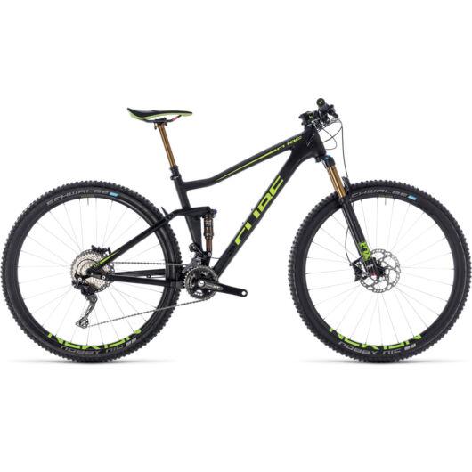 "Cube Stereo 120 HPC SLT férfi mountain bike 27,5"" 2018"