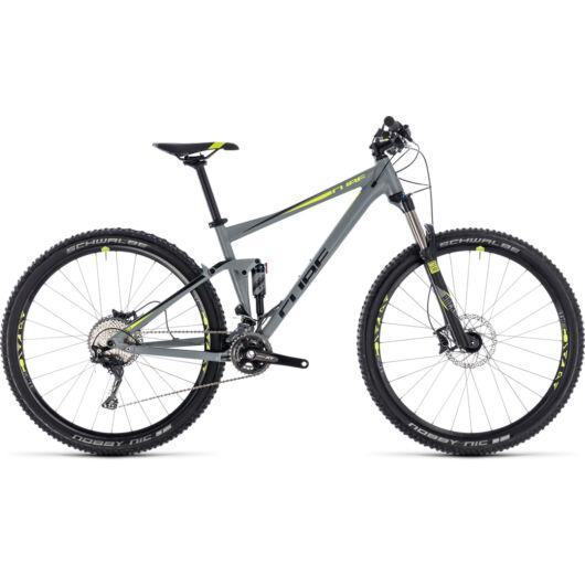 "Cube Stereo 120 Pro férfi mountain bike 27,5"" 2018"