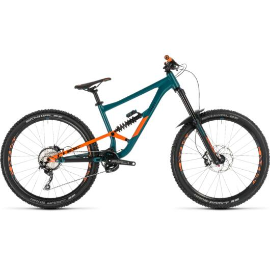 "Cube Hanzz 190 Race férfi mountain bike 27,5"" 2019"