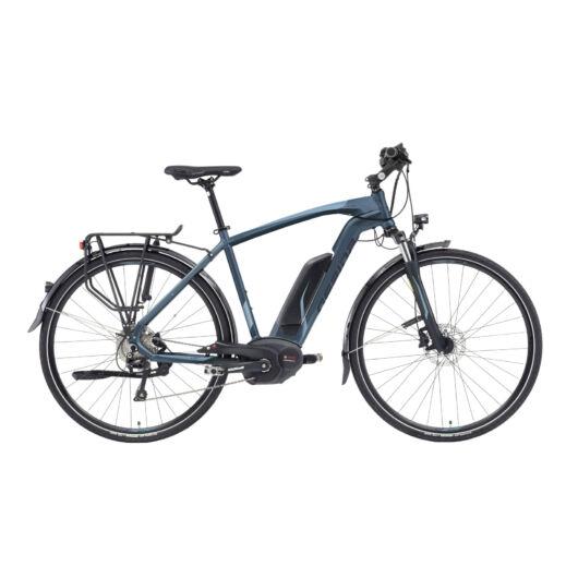 Gepida ALBOIN 1000 28'' Férfi Pedelec Kerékpár 2019 Matt acélkék 30192240-56B