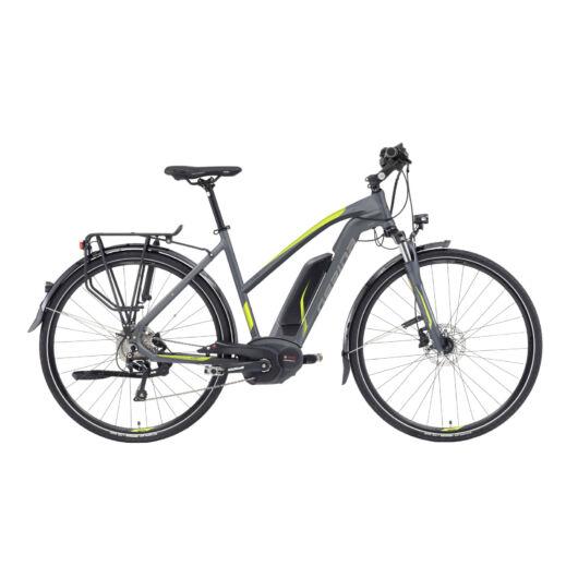 Gepida ALBOIN 1000 28'' Női Pedelec Kerékpár 2019 Matt grafit 30192246-44A