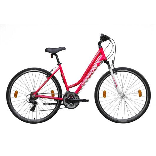 Gepida ALBOIN 200CRS 28'' Női Cross Kerékpár 2020 Sötét lila 30200216-44A