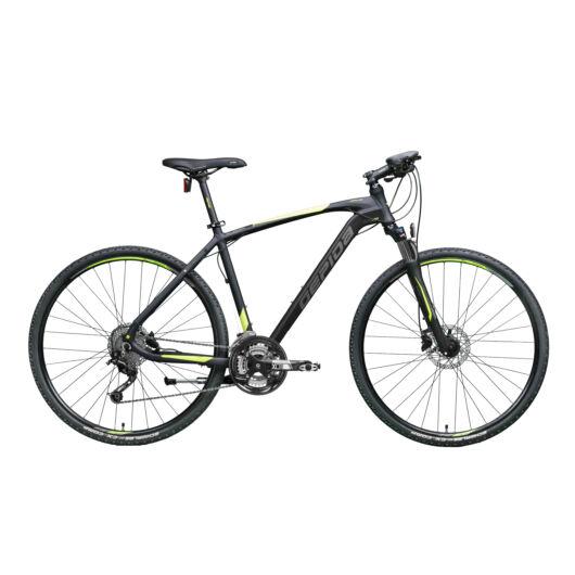 Gepida ALBOIN 500CRS 28'' Férfi Cross Kerékpár 2020 Matt fekete 30200250-48A