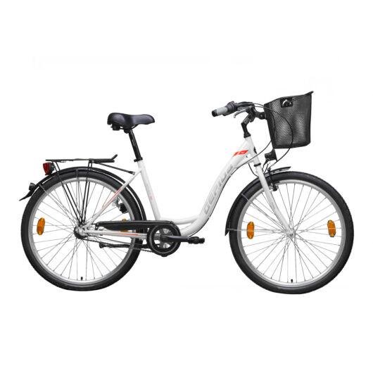 Gepida REPTILA 50 26'' Női Városi Kerékpár 2020 Fehér 30200405-44A