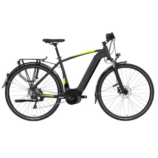 Gepida ALBOIN CURVE 28'' Férfi Pedelec Kerékpár 2020 Grafit 30201290-52A
