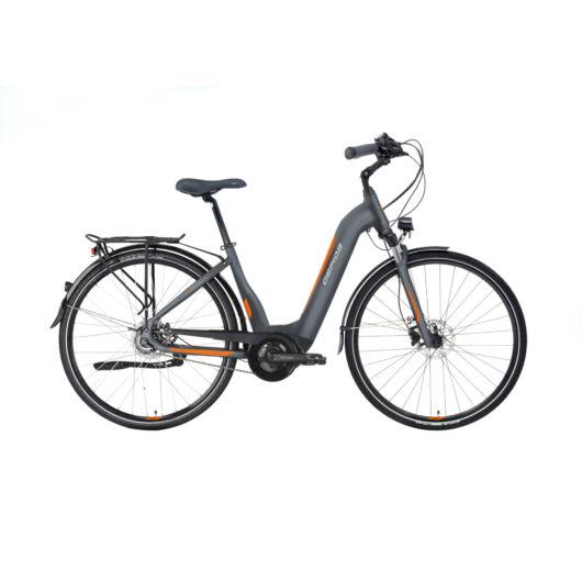 Gepida BONUM CURVE 28'' Unisex Pedelec Kerékpár 2020 Grafit 30201425-46A