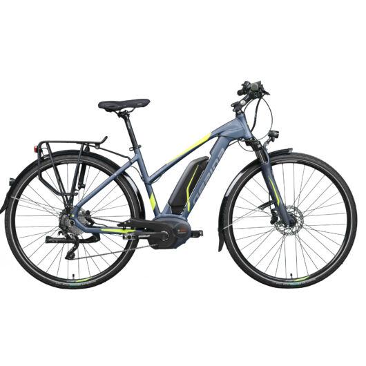 Gepida ALBOIN ALIVIO 28'' Női Pedelec Kerékpár 2020 Grafit 30202246-44A