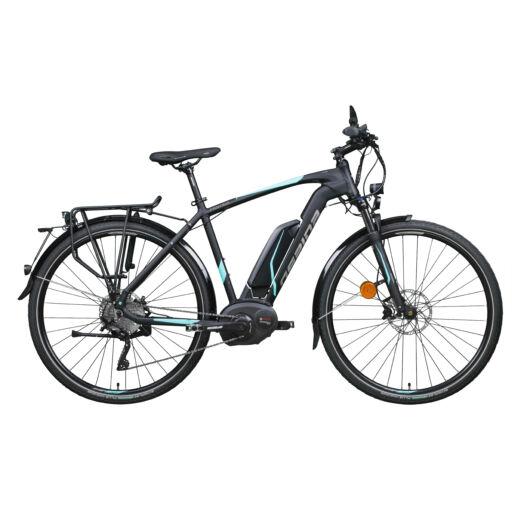 Gepida FASTIDA 28'' Férfi Pedelec Kerékpár 2020 Fekete 30202260-52A