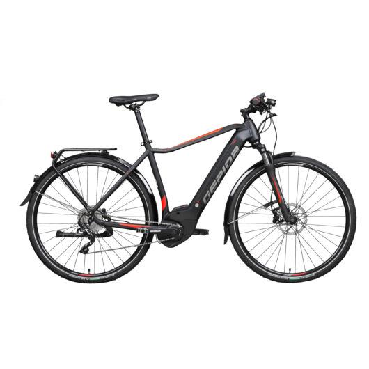Gepida ALBOIN PRO 28'' Férfi Pedelec Kerékpár 2020 Matt fekete 30202280
