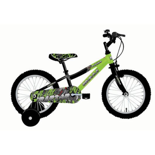 Mali Raptor gyerek bicikli 16